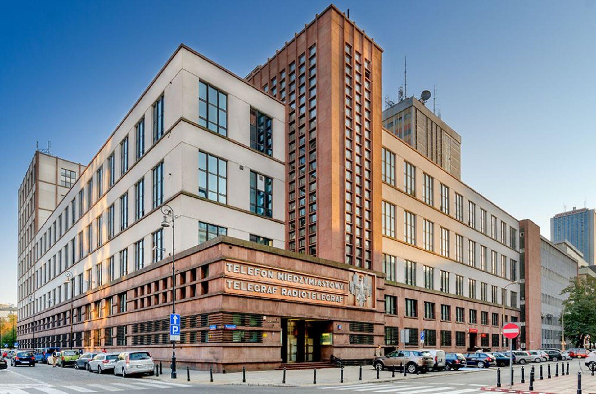 Warszawa: Orange sprzedaje historyczny kompleks w ścisłym centrum