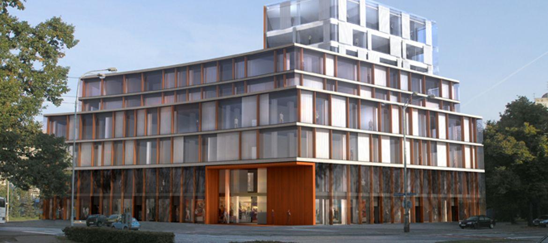 Thespian walczy o architektoniczną