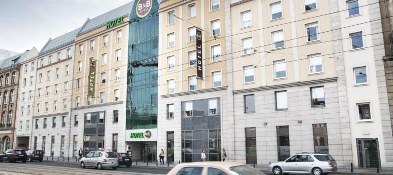 Hotel B&B we Wrocławiu