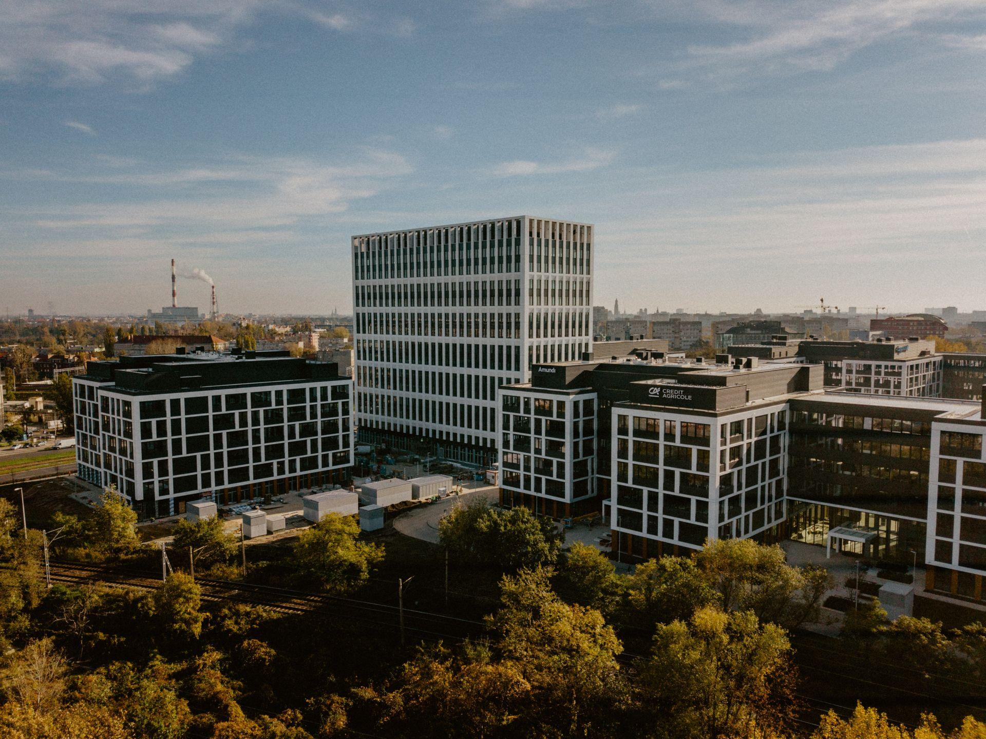 Opublikowano raport dotyczący rynku biurowego we Wrocławiu I połowie 2020 roku