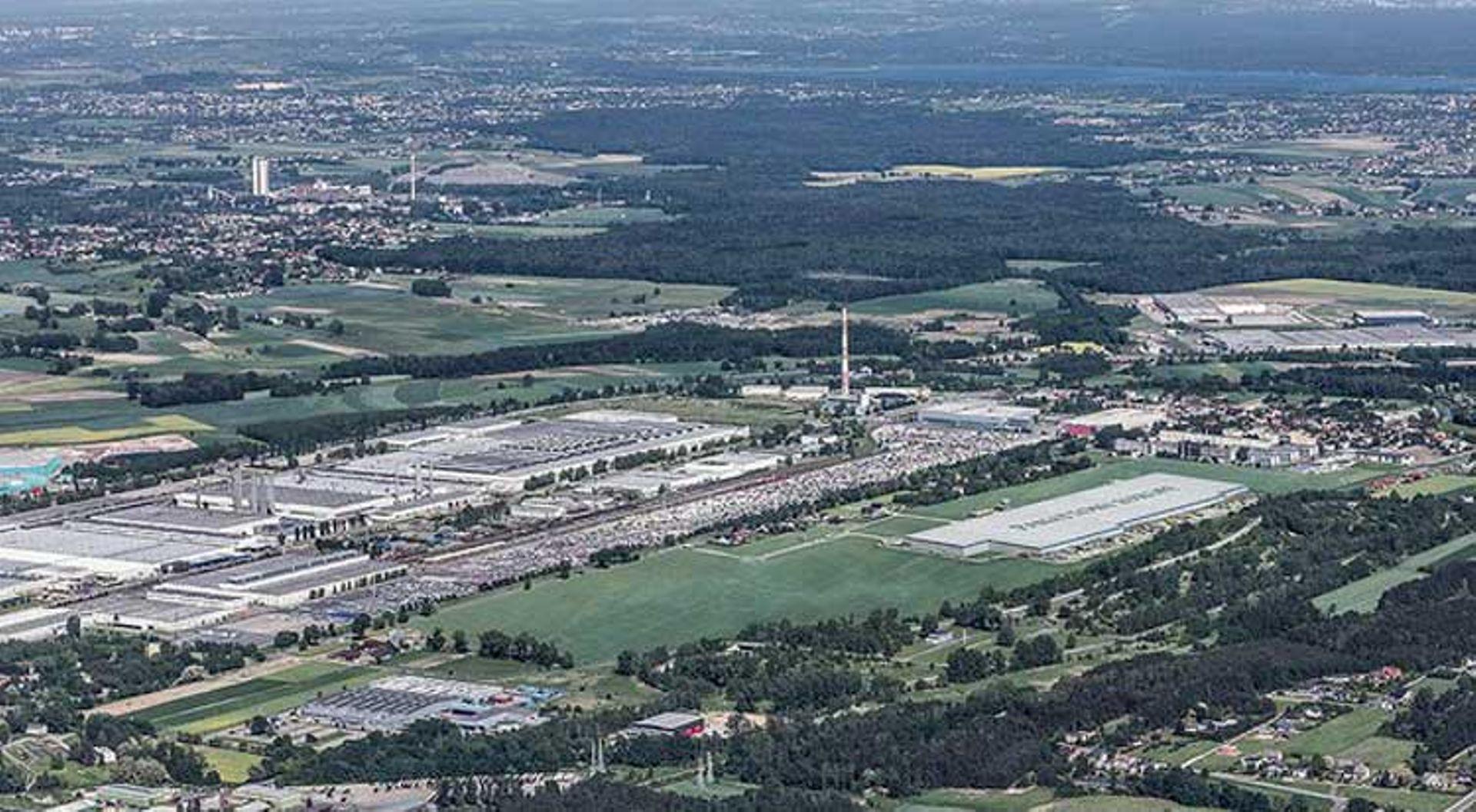 [śląskie] Panattoni Europe wybuduje w Bieruniu Panattoni Park Silesia South
