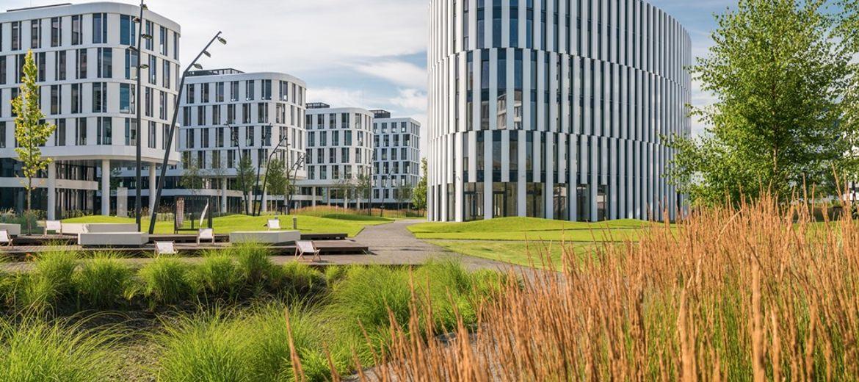 Business Garden Warszawa z