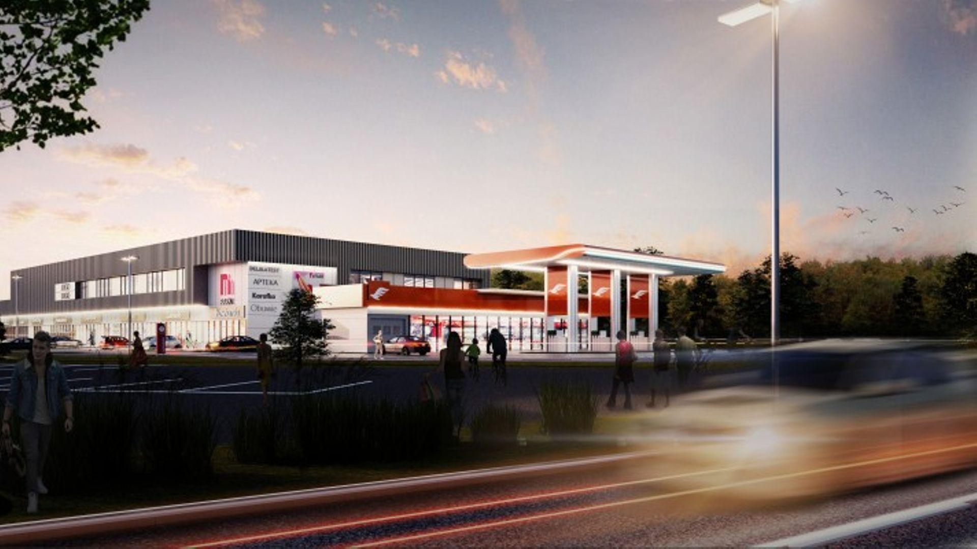 Wrocław: Ruszyła budowa N-Parku na Maślicach
