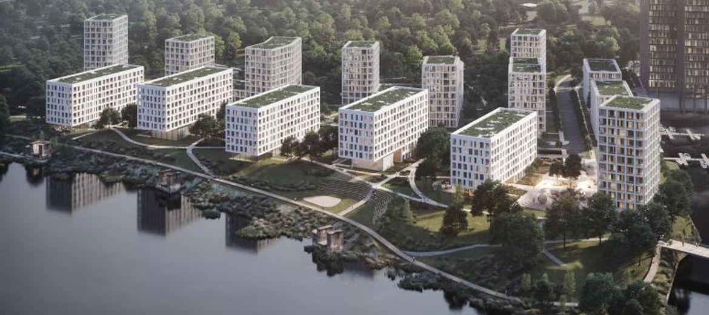 Wrocław: Wybrano projekty architektoniczne