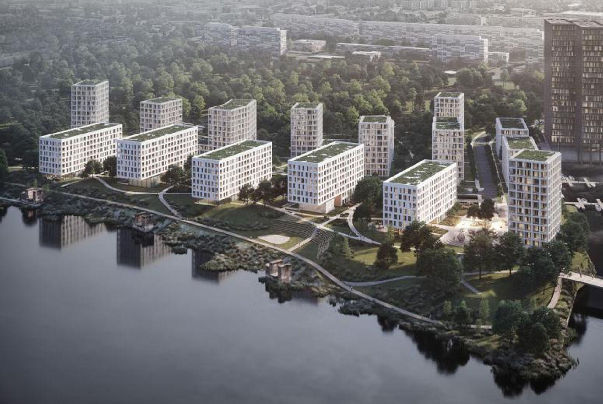 Wrocław: Wybrano projekty architektoniczne wrocławskiego Mieszkania Plus