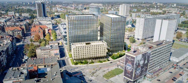 Katowice: Vastint Poland inwestuje