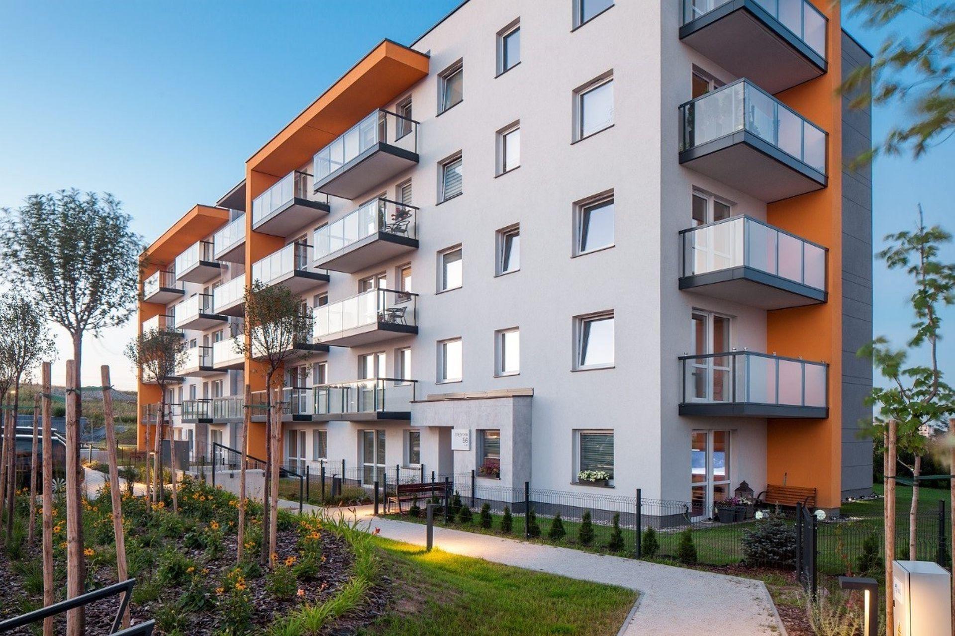 [Gdańsk] Ponad 65% mieszkań sprzedanych na osiedlu Optima w Gdańsku