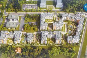 Warszawa: Miasteczko Jutrzenki – Aurec zbuduje ponad pół tysiąca mieszkań we Włochach [WIZUALIZACJE]