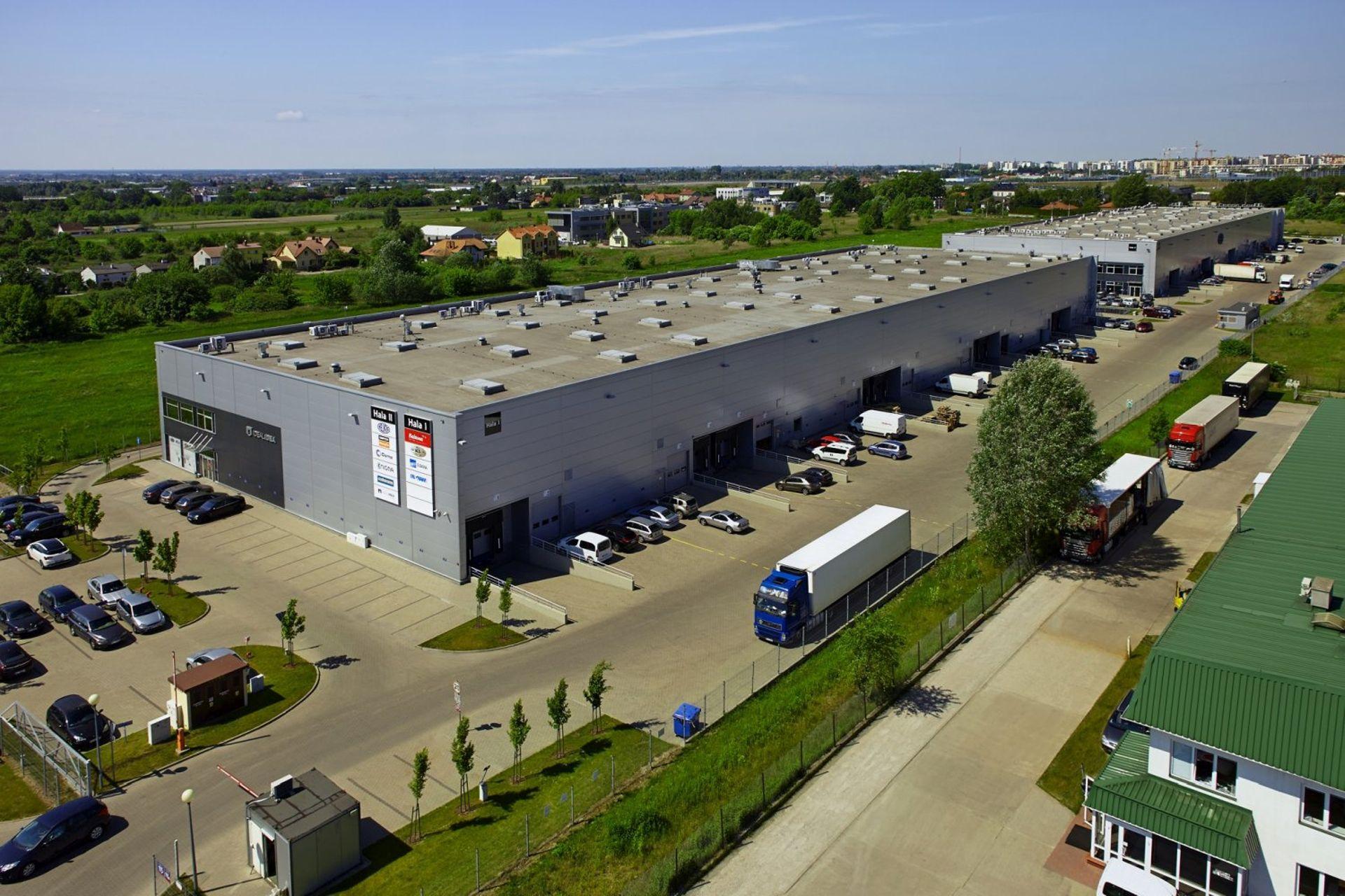 [Warszawa] Producent automatyki przemysłowej na dłużej w Ideal Distribution Center w Warszawie