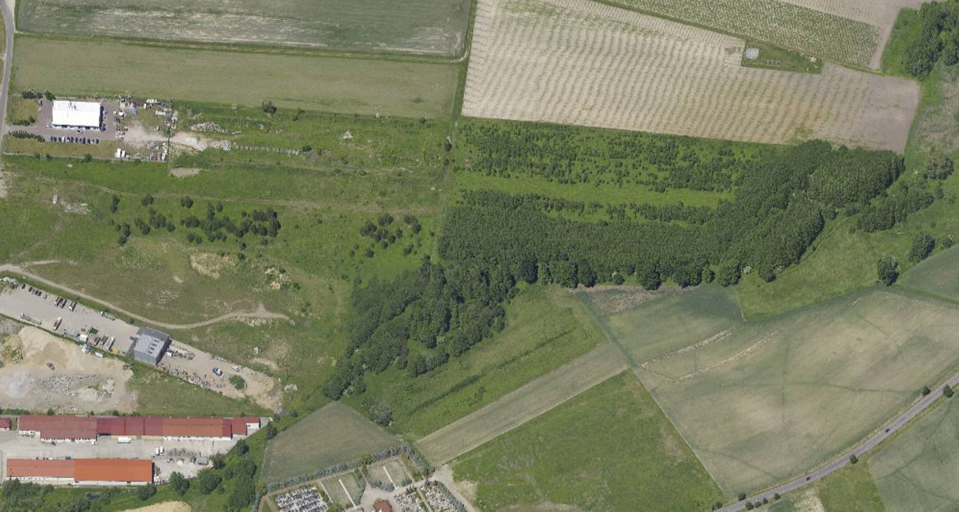 Wrocław: Kilkuhektarowy teren blisko obwodnicy Leśnicy trafi w prywatne ręce