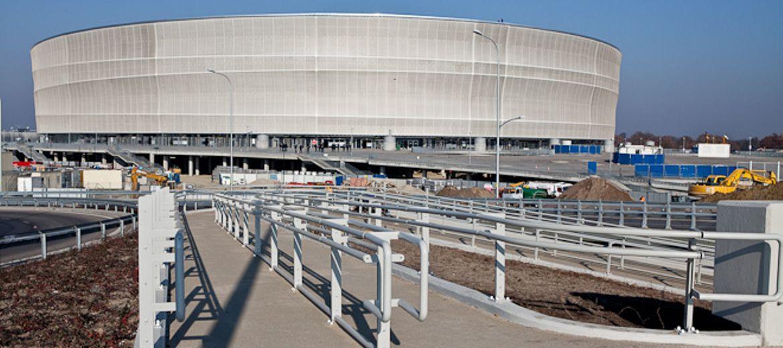 Zamieszanie na Stadionie Miejskim: