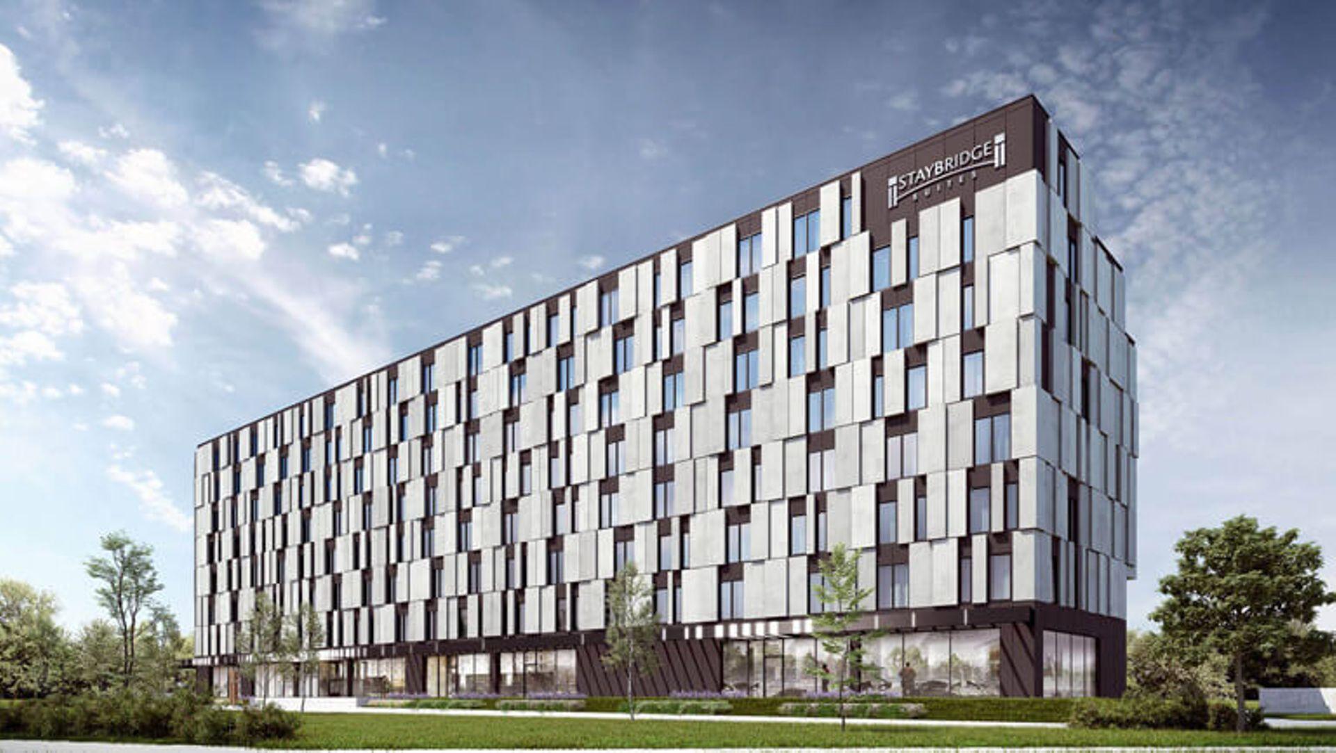 Staybridge Suites Warszawa Ursynów – powstaje pierwszy w Polsce hotel tej marki