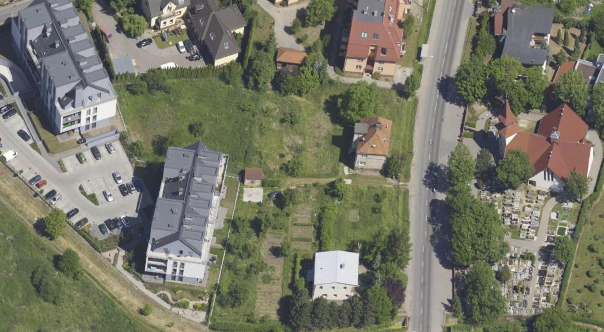 Wrocław: Wraca sprawa budowy osiedla wielorodzinnego na Poświętnem. Zmienił się projektant