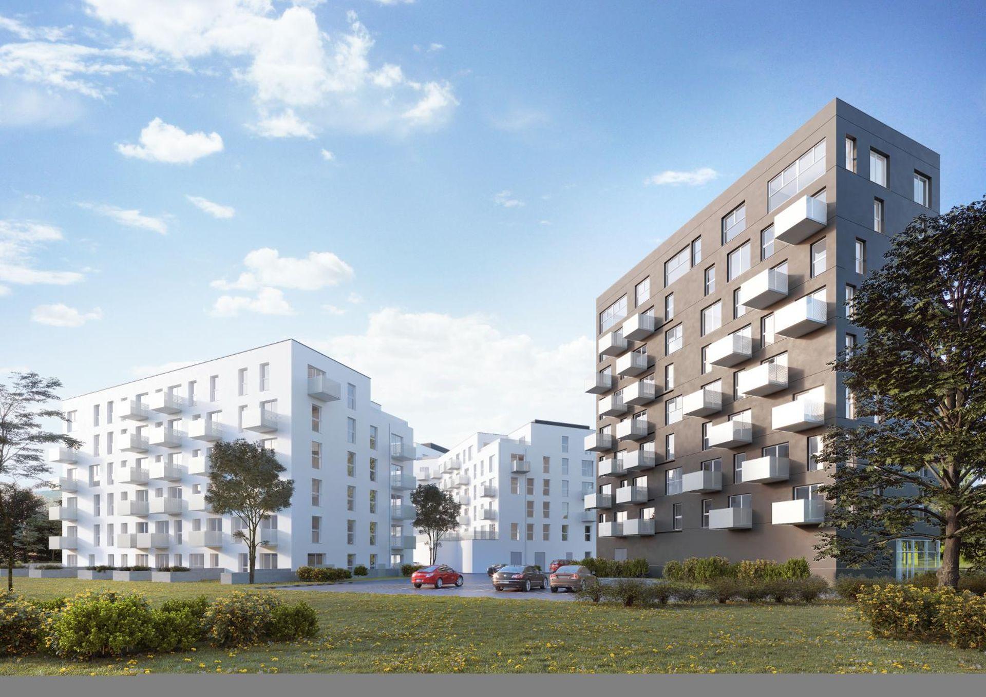 Poznań: Nowa Hawelańska – Terra Haus buduje na Winogradach osiedle z supermarketem