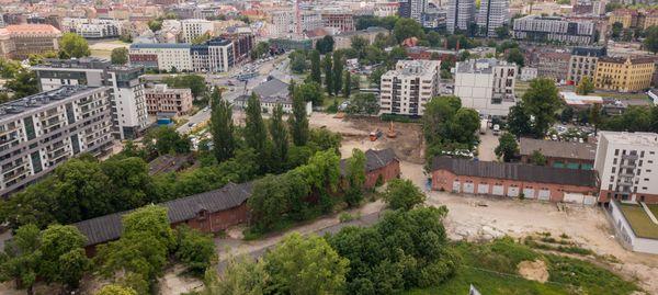 Wrocław: Archicom szykuje się do budowy setek mieszkań na Kępie Mieszczańskiej