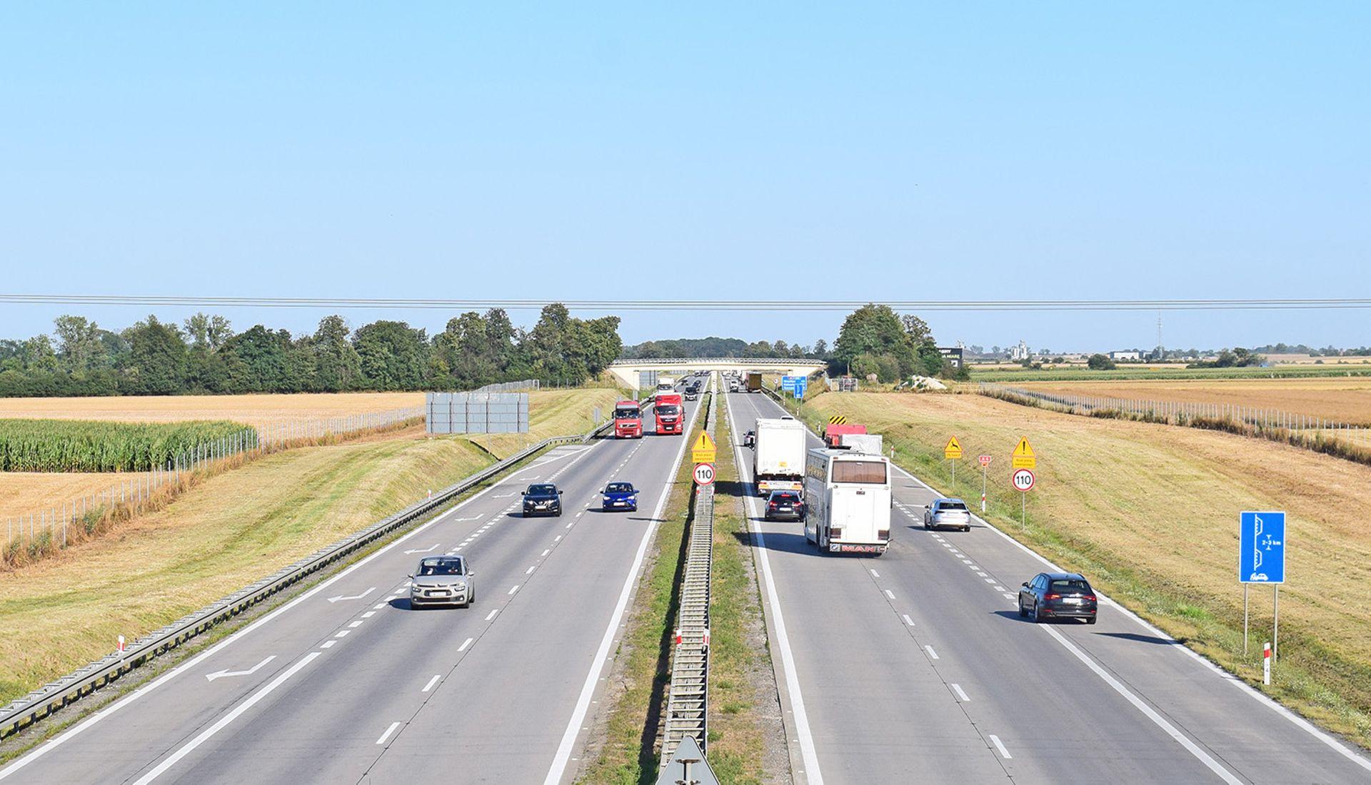 Rozpoczął się remont autostrady A4 na Opolszczyźnie