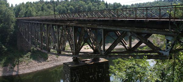 Most w Pilchowicach wpisany do rejestru zabytków. Decyzja jest już prawomocna
