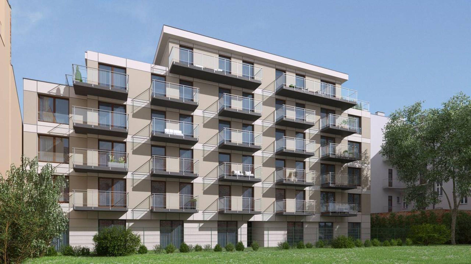 Kraków: Verona House – Anza-B buduje tym razem na Podgórzu