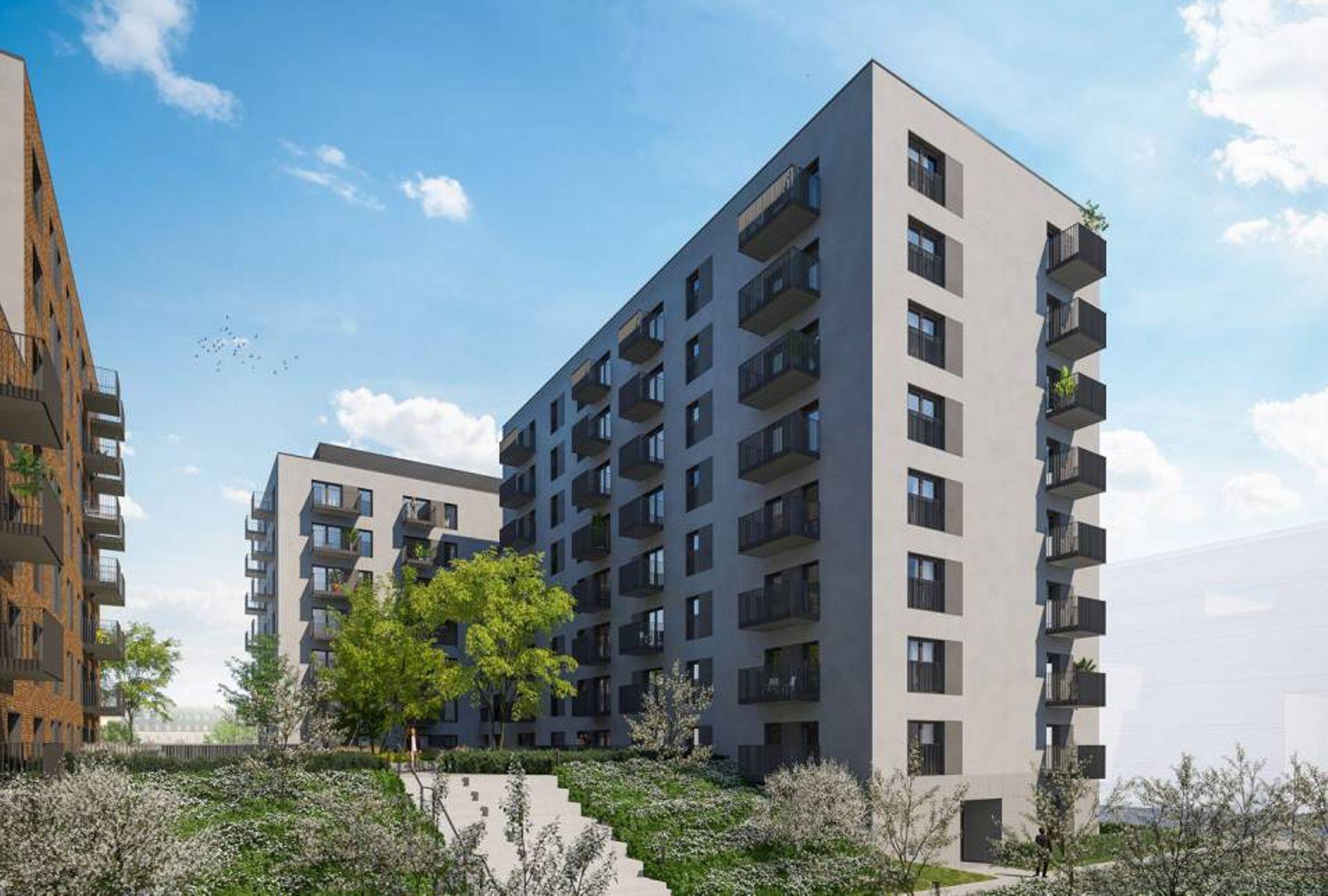Wrocław: Atal City Square – ruszyła budowa setek mieszkań i apartamentów inwestycyjnych przy Dworcu Głównym