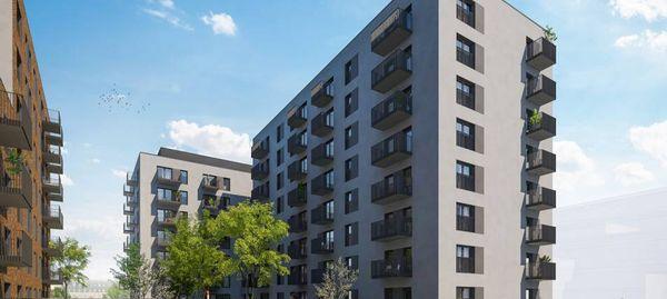 Wrocław: Atal City Square – ruszyła budowa setek mieszkań i apartamentów inwestycyjnych przy Dworcu Głównym [WIZUALIZACJE]