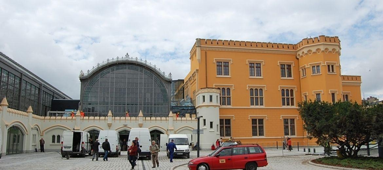 Odnowiony dworzec Wrocław Główny