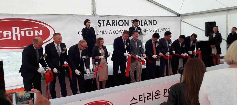 Koreański Starion zainwestuje 55