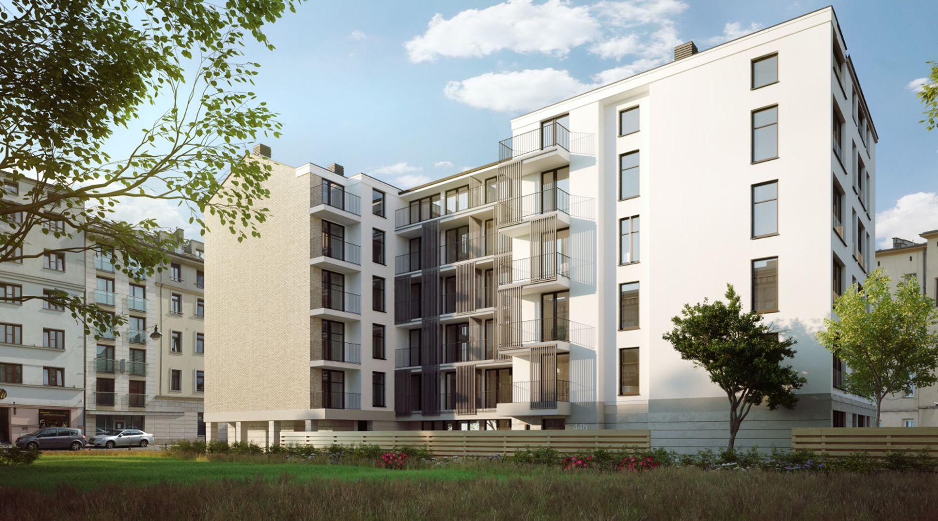 Kraków: Przy ulicy Miodowej powstaje nowy apartamentowiec