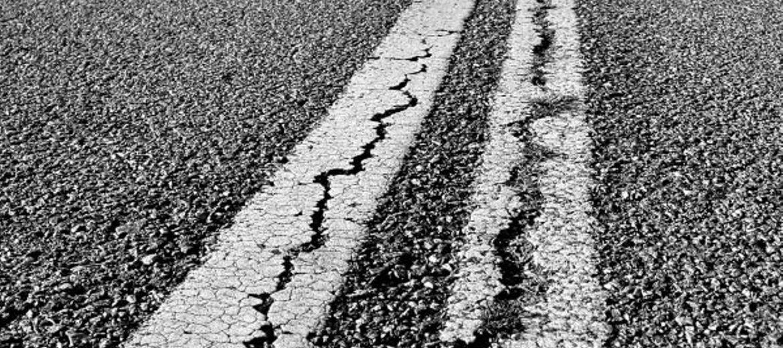 Nieplanowany remont drogi pod