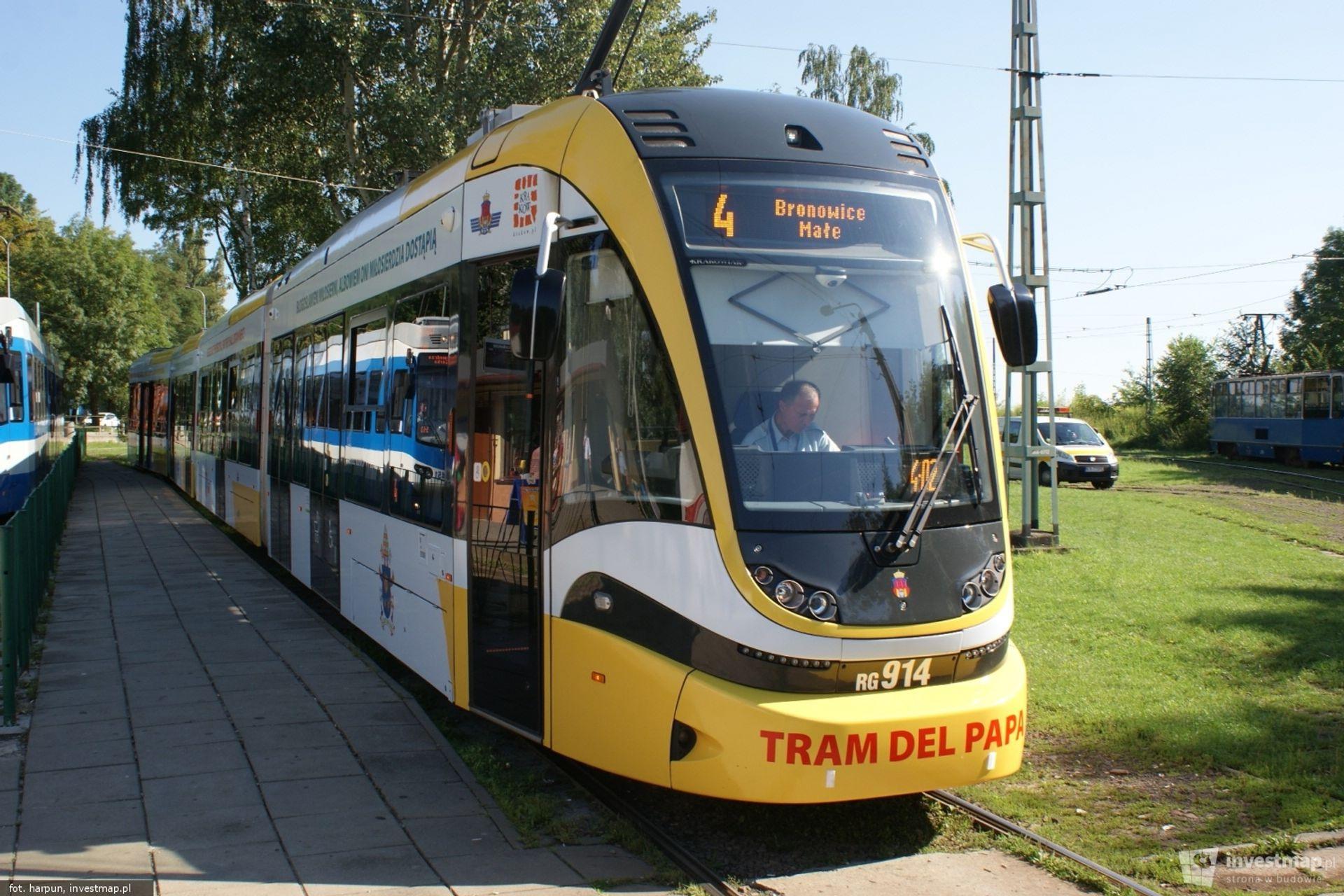 [Kraków] Do Galerii Bronowice tramwajem