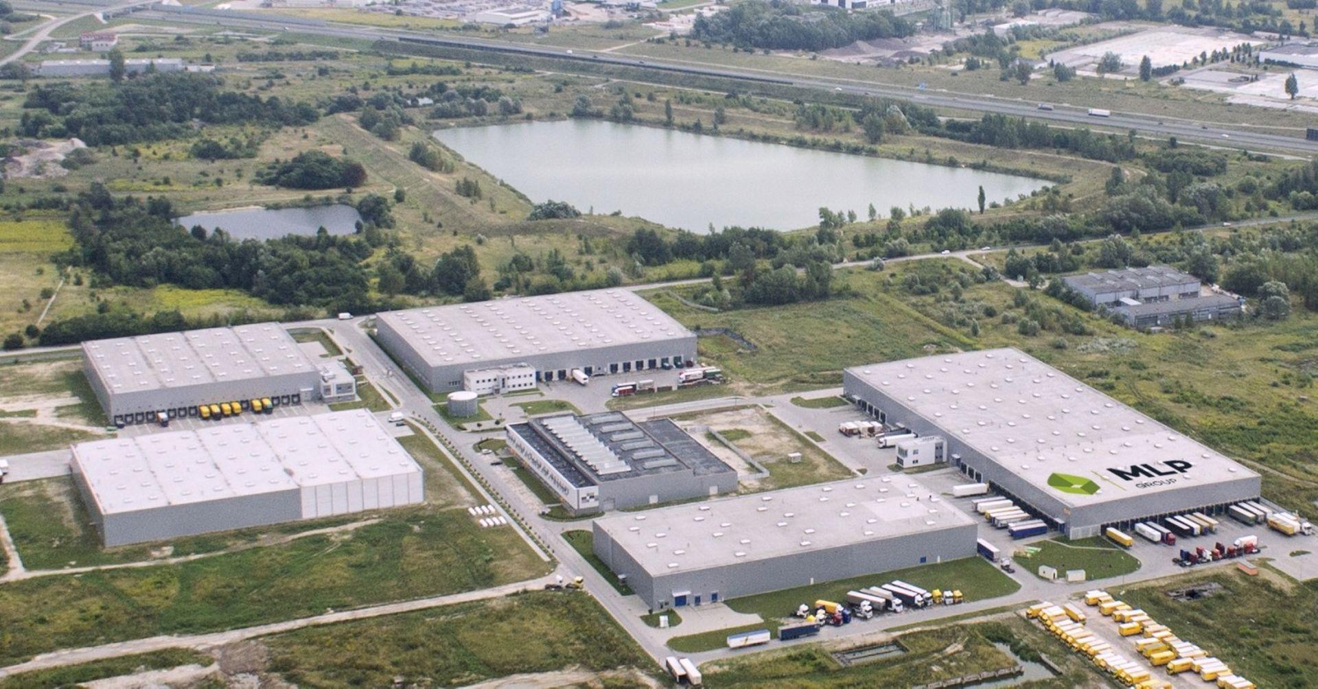 [mazowieckie] Globalny operator logistyczny zadomowił się w MLP Pruszków II