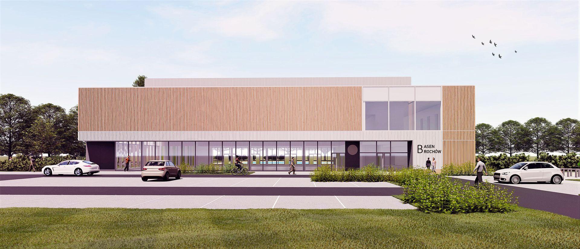 Wrocław: Zbliża się start budowy basenu na Brochowie. To inwestycja warta kilkadziesiąt milionów
