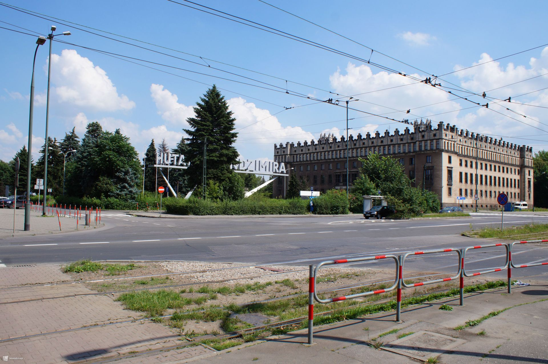 Kraków: Do Kopca Wandy pojedziemy po nowym torowisku