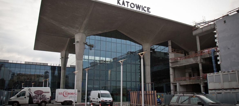 W Katowicach otwarto jeden