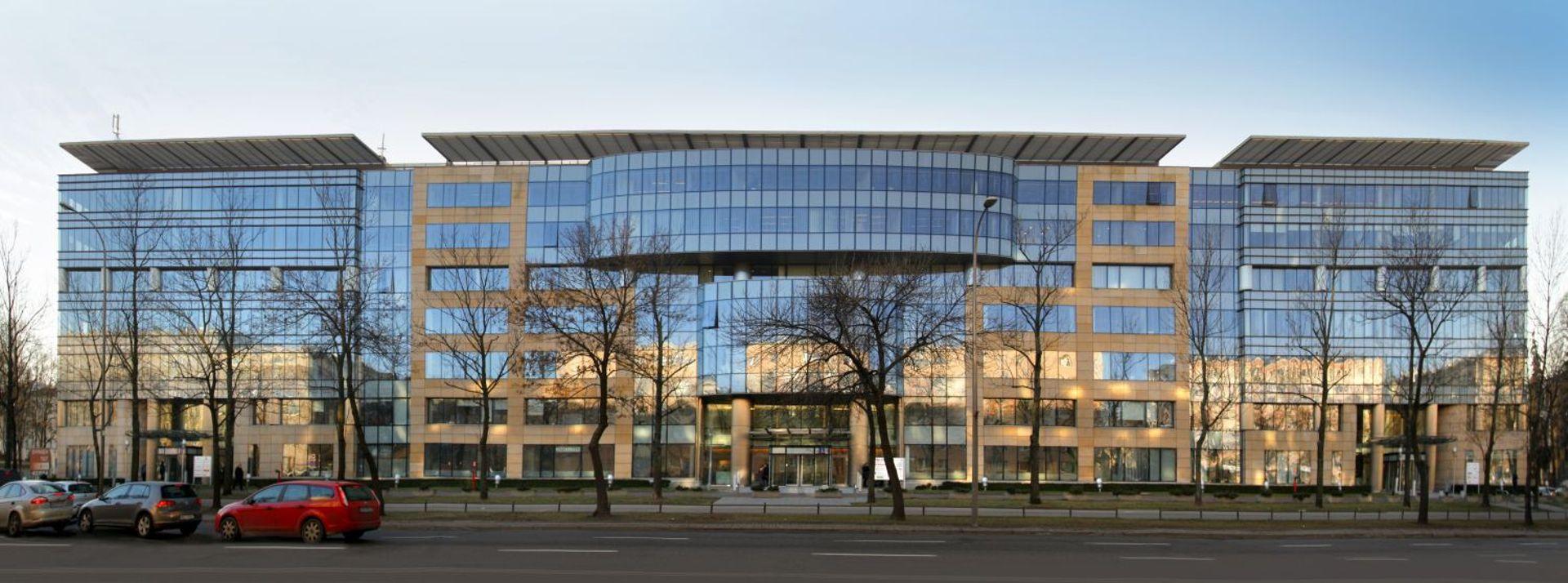 [Warszawa] Bitwy Warszawskiej Business Center z certyfikatem BREEAM