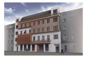 Wrocław: Trwa remont Wrocławskiego Teatru Współczesnego. Za ponad 15 milionów złotych