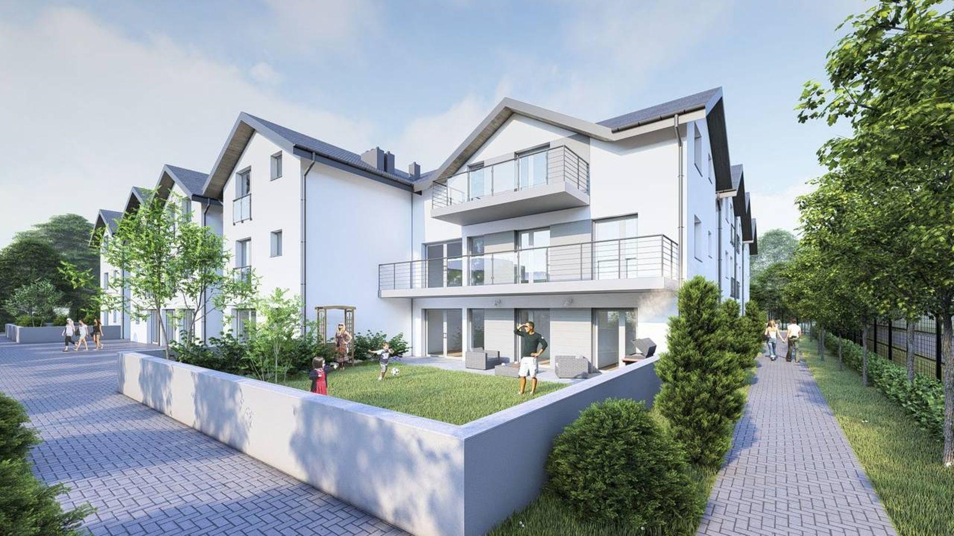 Łódź: Nowa Pomorska – w Nowosolnej powstaje apartamentowiec z usługami