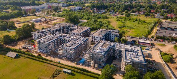 Osiedle Hemara – drugi etap w dobrej cenie – mieszkania w warszawskiej Zielonej Białołęce od PROFIT Development [FILM]
