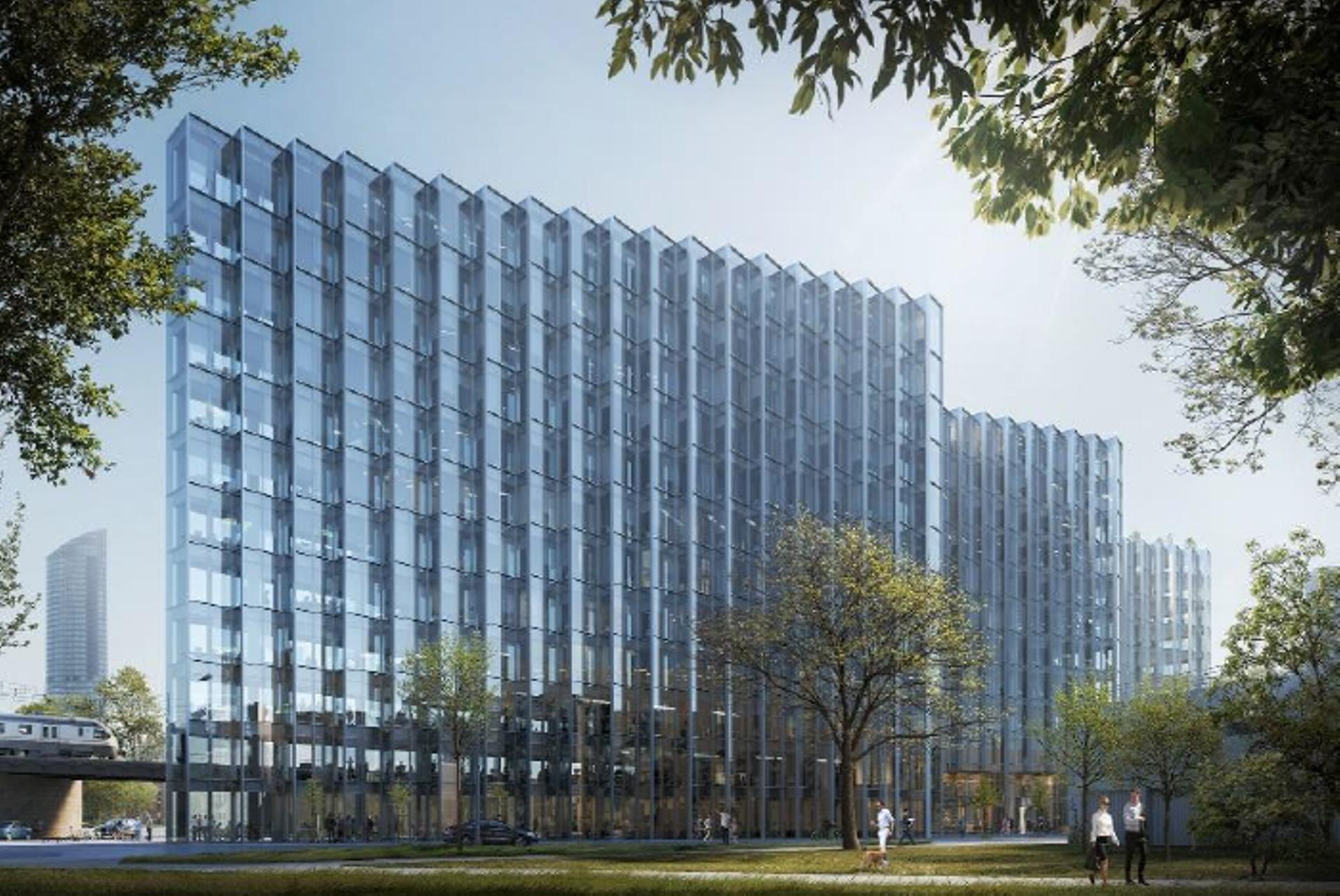 W przyszłym roku ma ruszyć budowa nowego, dużego biurowca w centrum Wrocławia [WIZUALIZACJA]