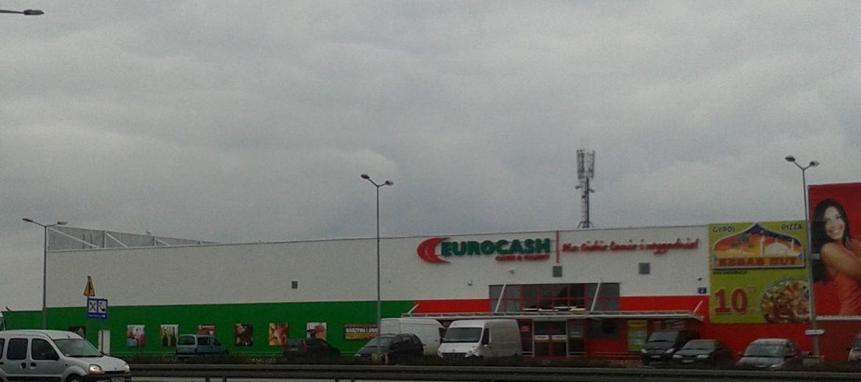 Nowy Eurocash w Bielanach