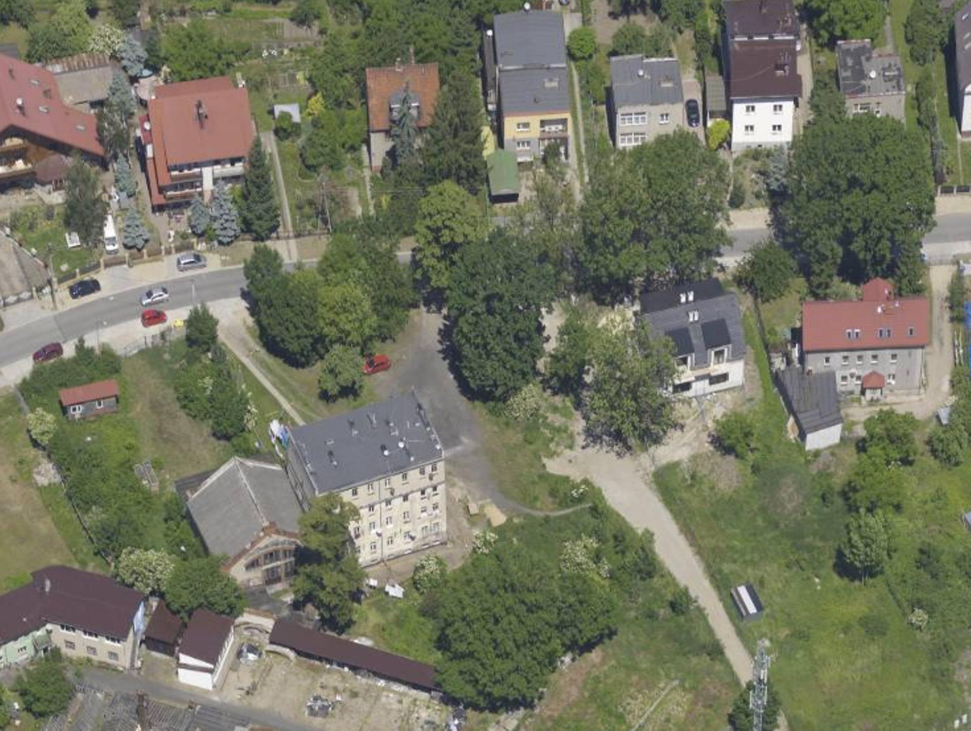 Wrocław: Na Osobowicach stanie budynek wielorodzinny. Inwestor otrzymał pozwolenie przy trzeciej próbie