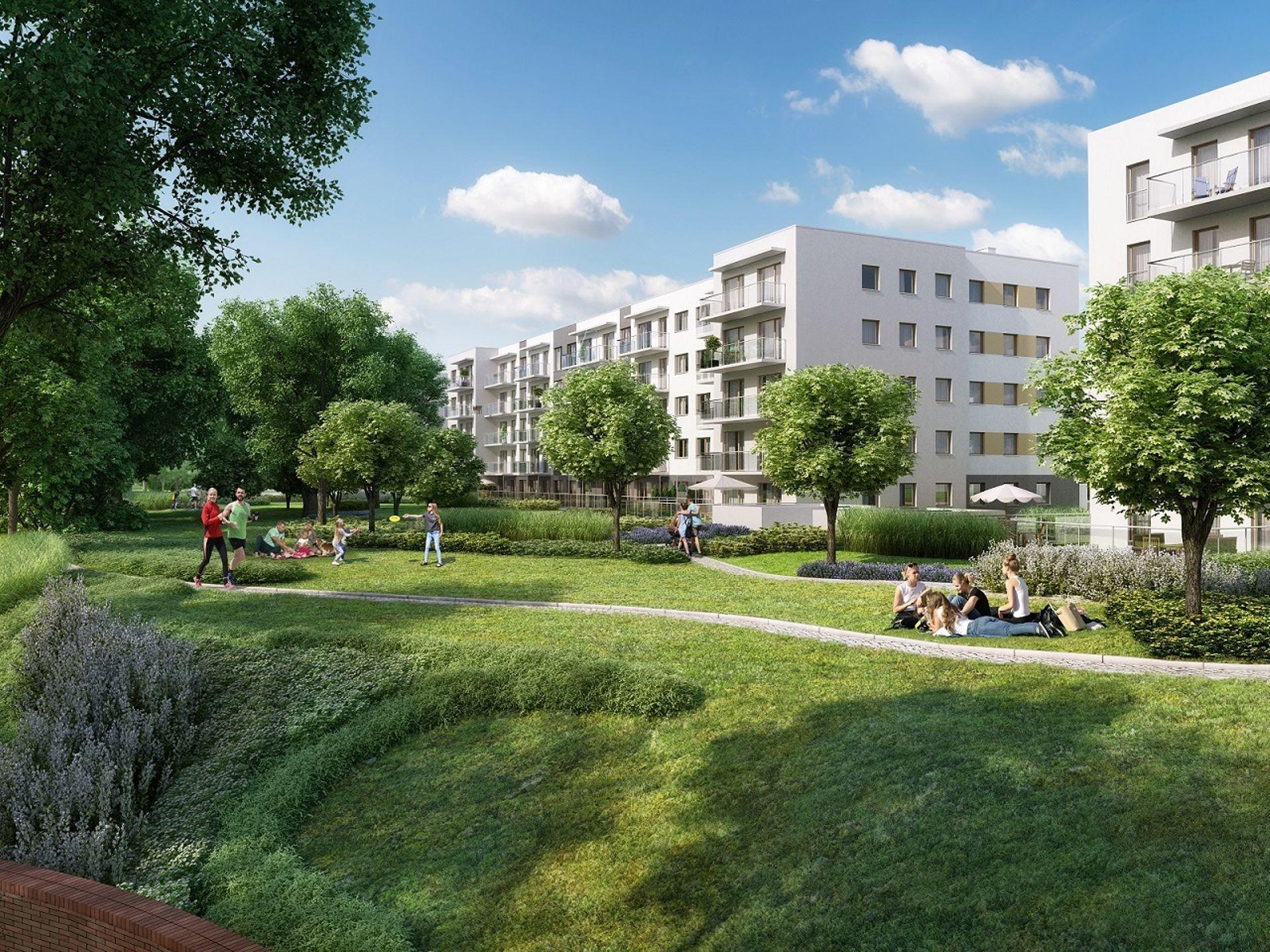 [Poznań] Ósmy budynek na Reduta Nowe Podolany w Poznaniu wprowadzony do sprzedaży