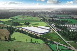 Dolny Śląsk: Ruszyła budowa I etapu wielkiej inwestycji w Sycowie [WIZUALIZACJE]