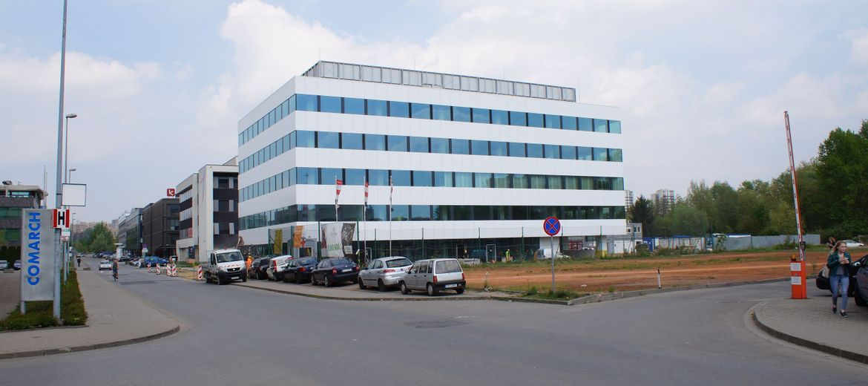 Kraków: Kolejny biurowiec w