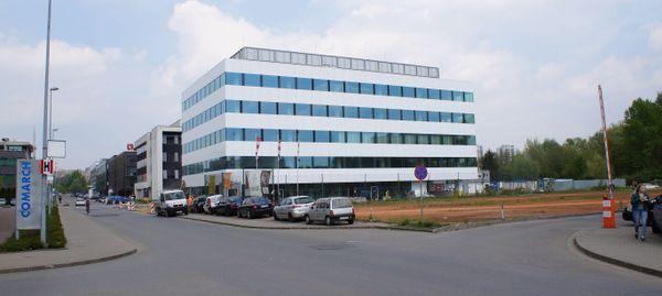 Kraków: Kolejny biurowiec w SSE na ukończeniu