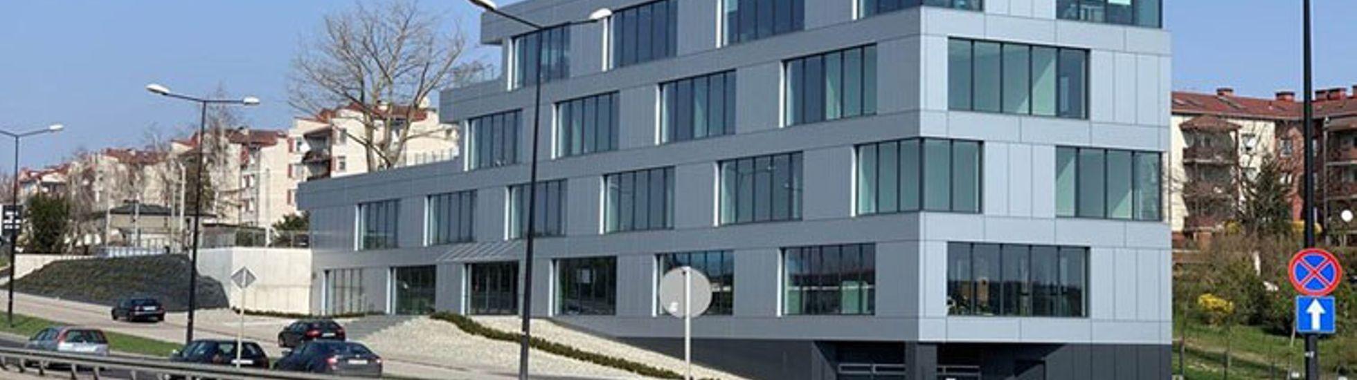 [Lublin] Strabag wynajął ponad 1000 mkw. powierzchni biurowej w budynku Point 75 w Lublinie