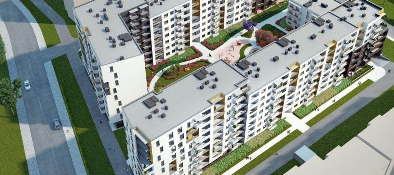 96 nowych mieszkań w