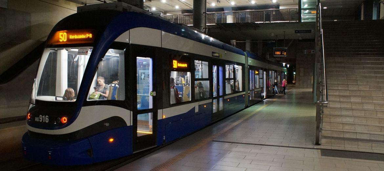 Kraków: Tunel pod Dworcem