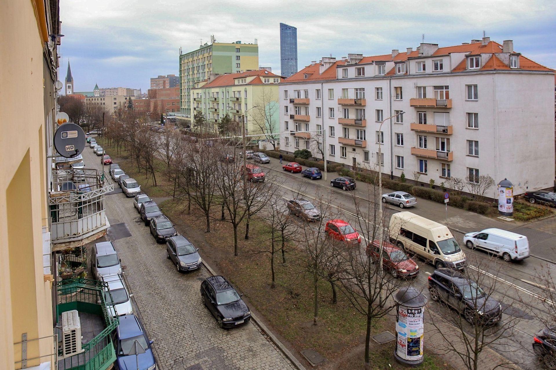 Remont ulicy Gajowickiej został przełożony na rok 2022