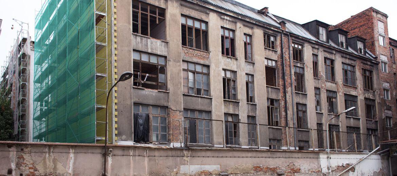 Łódź: Remont ulicy Dąbrowskiego