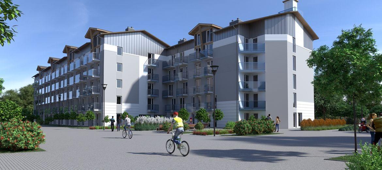 Nadolnik Compact Apartments w